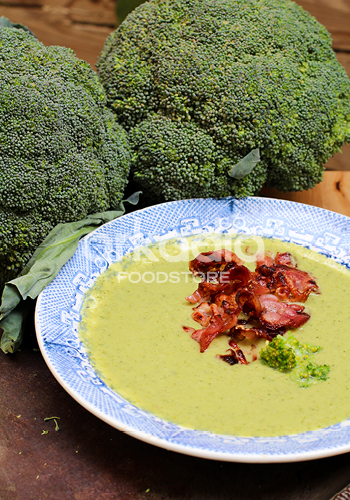 Lush Broccoli Soup