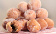 Chocolate Brioche Doughnuts by Paul Hollywood