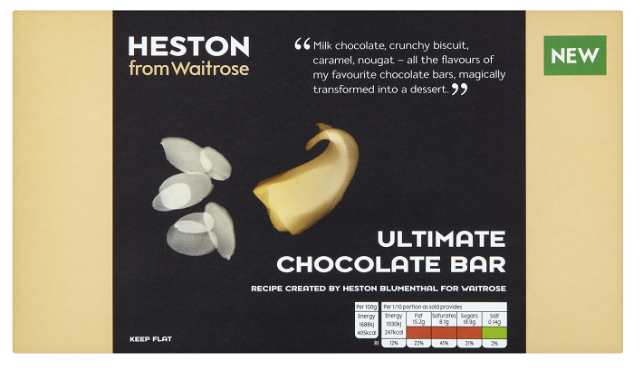 Heston Ultimate Chocolate Bar