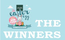 Easter Egg Competition - The Winners