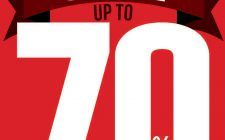 Up to -70% off on selected items | Piazza Italia