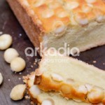 Macadamia and Almond Tart