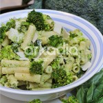 Pasta with Broccli pesto