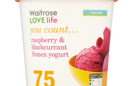 Waitrose Frozen Yogurts