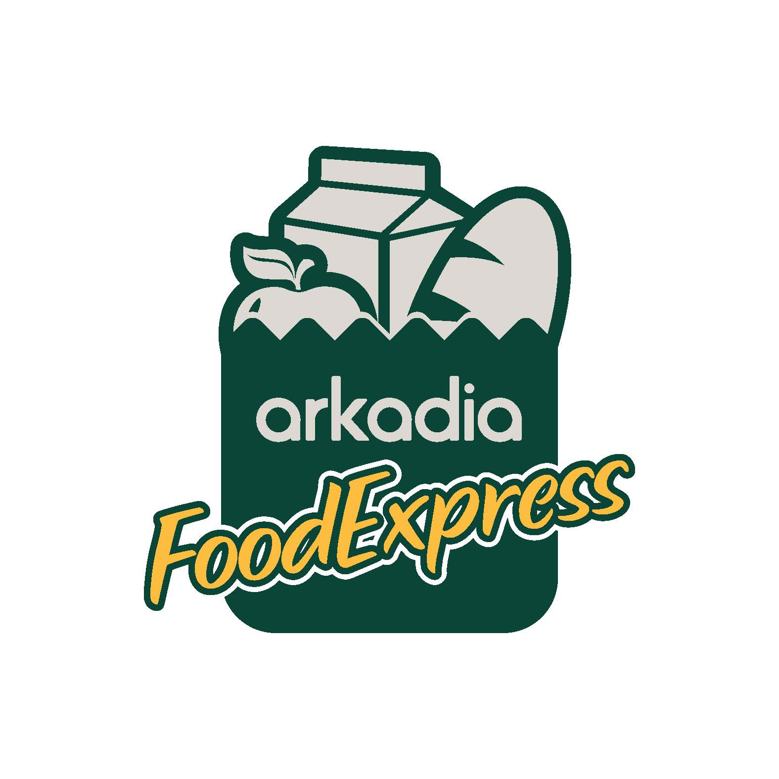 Arkadia FoodExpress Logo